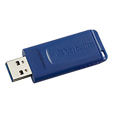 Verbatim USB Flash Drive 2GB Blue