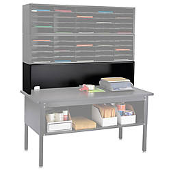 Safco E Z Sort Mailroom Furniture