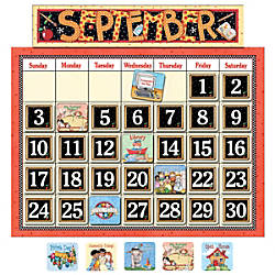 Teacher Created Resources Calendar Bulletin Board