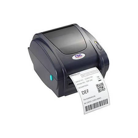TSC Auto ID TDP-244 Direct Thermal Printer - Monochrome - Desktop - Label Print
