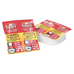 Folgers Classic Roast Vacket Packs 09