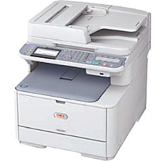 Oki MC561 LED Multifunction Printer Color