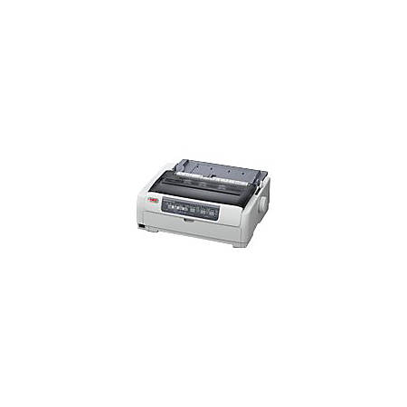 OKI® Data Microline 620 Monochrome Dot Matrix Printer