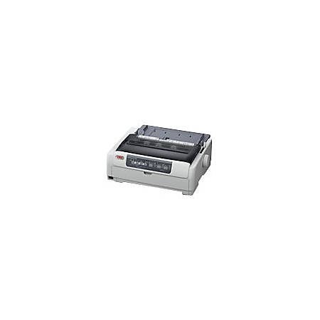 Oki MICROLINE 621 9-pin Dot Matrix Printer - Monochrome - 700 cps Mono - 288 x 72 dpi - USB - Parallel