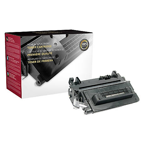 Clover Imaging Group 200582P Remanufactured High-Yield Toner Cartridge Replacement For HP 64J Black
