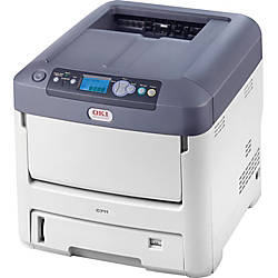 Oki C711DN LED Printer Color 1200