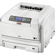 Oki C830DTN LED Printer Color 1200