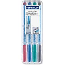 Lumocolor Correctable Marker Pens Fine Marker