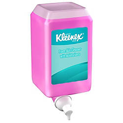 Kleenex Foam Skin Cleanser 338 Oz