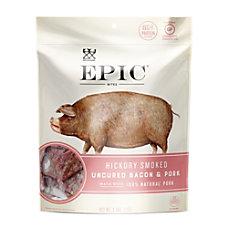 Epic Natural Jerky Bites Uncured Bacon