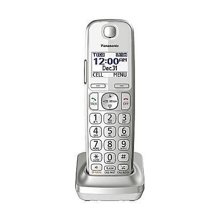 Panasonic® Digital Cordless Expansion Handset For KX-TGL43 Phone Systems, KX-TGLA40B