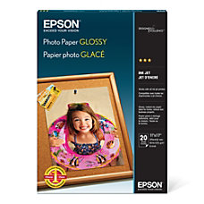 Epson Glossy Photo Paper 11 x