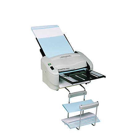 PaperFolding Machines At Office Depot OfficeMax - Invoice folding machine