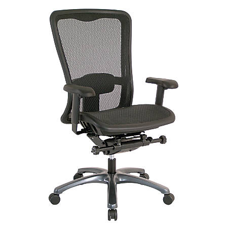 Office Star Progrid High Back Manager S Chair 44 1 4 X