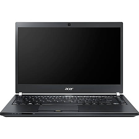 """Acer® TravelMate® Laptop, 14"""" Screen, Intel® Core™ i5, 8GB Memory, 128GB Solid State Drive, Windows® 7"""