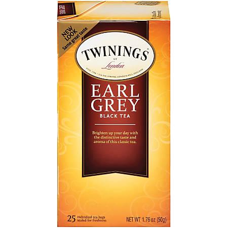 Twinings® Earl Grey Tea K-Cup® Pods, Box Of 24