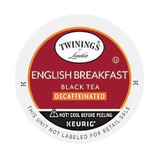 Twinings English Breakfast Tea Single Serve