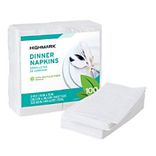 Highmark 2 Ply Dinner Napkins 15