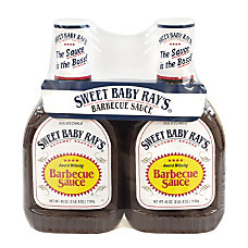 Sweet Baby Rays Barbecue Sauce 40