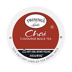Twinings Chai Tea K Cups 011