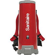 Sanitaire 10Q Backpack Vacuum 150 gal