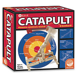 Mind Ware KEVA Catapult Set Multicolor