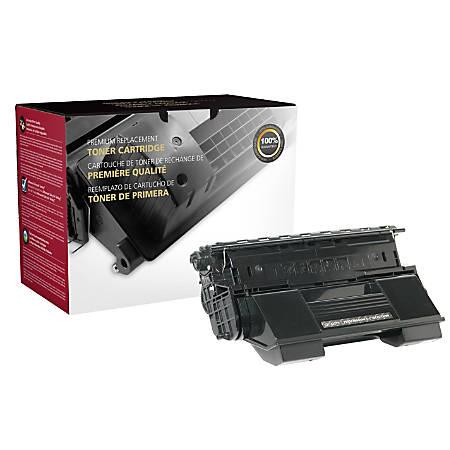 Office Depot CTGB6200 (OKI 52114501) Remanufactured Black Toner Cartridge