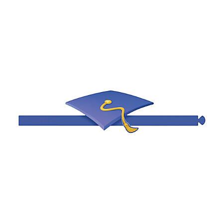 Eureka Wearable Cutout Graduation Caps, Pre-K - Grade 12, Pack Of 32