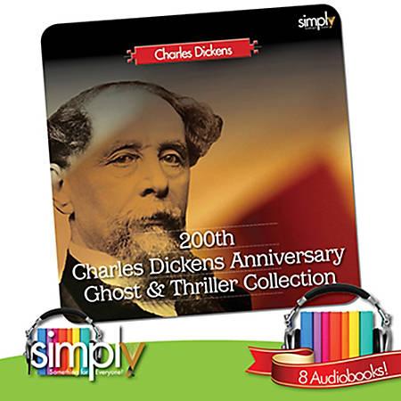 Charles Dickens Audiobooks: 7 Ghost & Thriller Stories Audiobook