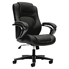 HON Executive Chair H2091 Fixed Arms
