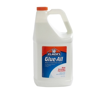 elmers glue all pourable glue 1 gallon by office depot officemax