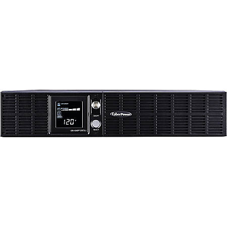 CyberPower 1500VA/900W Sinewave UPS System with Power Factor Correction