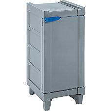 Rimax Slim Wall Storage Cabinet 2