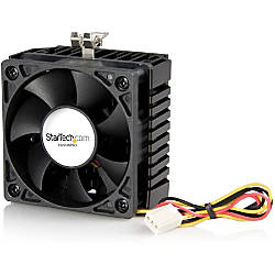 StarTechcom 65x60x45mm Socket 7370 CPU Cooler
