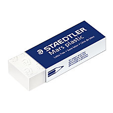 Staedtler Mars Plastic Erasers Pack Of