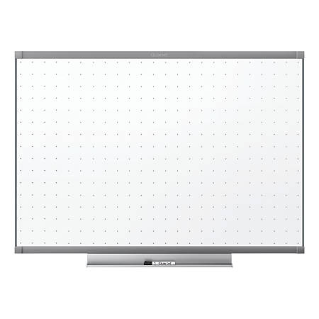 "Quartet® Prestige® 2 Total Erase® Whiteboard, Graphite Frame, 36"" x 24"""