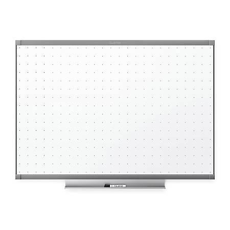 "Quartet® Prestige® 2 Total Erase® Whiteboard, Graphite Frame, 72"" x 48"""
