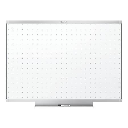 "Quartet® Prestige® 2 Total Erase® Whiteboard, Aluminum Frame, 96"" x 48"""