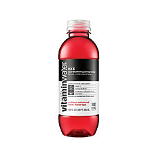 Glac au vitaminwater XXX 169 Oz