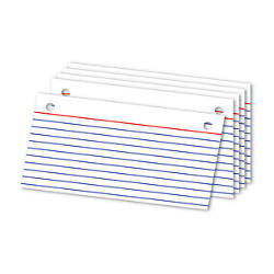 Office Depot Brand Binder Refill Index