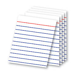 OfficeMax Half Size Index Cards 3
