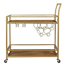 FirsTime Co Francesca Bar Cart 32