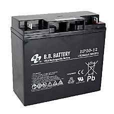 B B BP Series Battery BP20