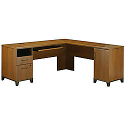 Bush Furniture Achieve L Shaped Desk