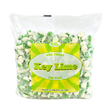 Quality Candy Key Lime Hard Candy