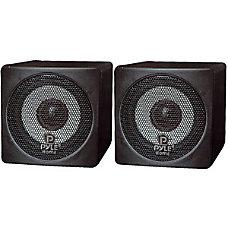 Pyle PCB3BK 100 W PMPO Speaker
