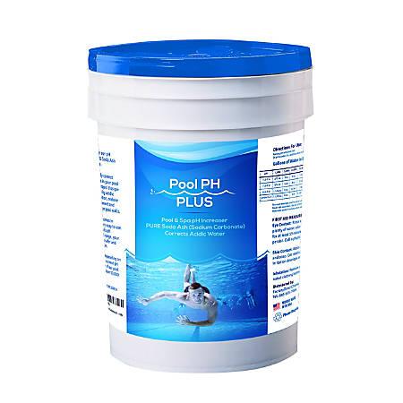 Green Gobbler Pool & Spa pH Increaser, 15 Lb Bucket, Pack Of 2 Buckets