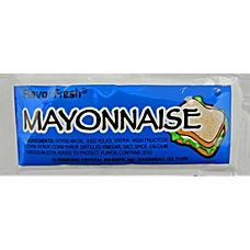 Vistar Mayonnaise Single Serve Packets 9