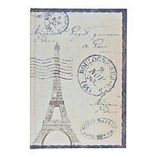 Eccolo Big BenEiffel Tower Journal Assorted