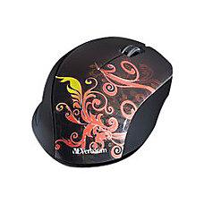 Verbatim 97782 Wireless Optical Notebook Design